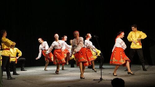 В Тамбовском молодёжном театре подвели итоги фестиваля патриотической песни