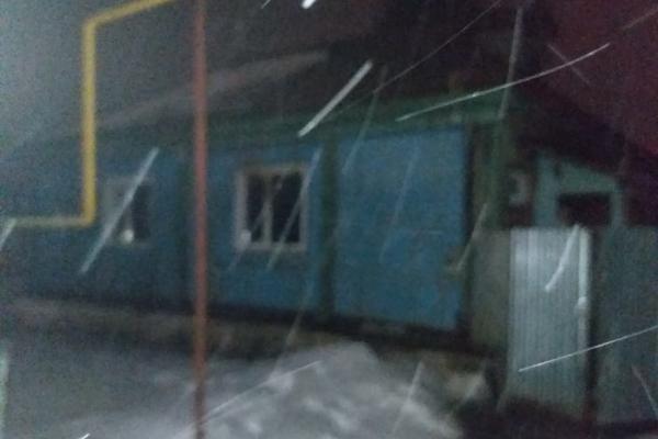 В Уварове из-за пожара в жилом доме погиб мужчина