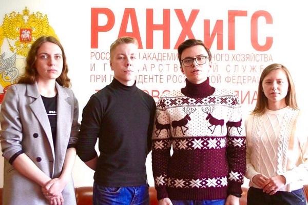 """Волонтерский отряд """"Дорогами Данко"""" выпустил видеопоздравление ко Дню Защитника Отечества"""