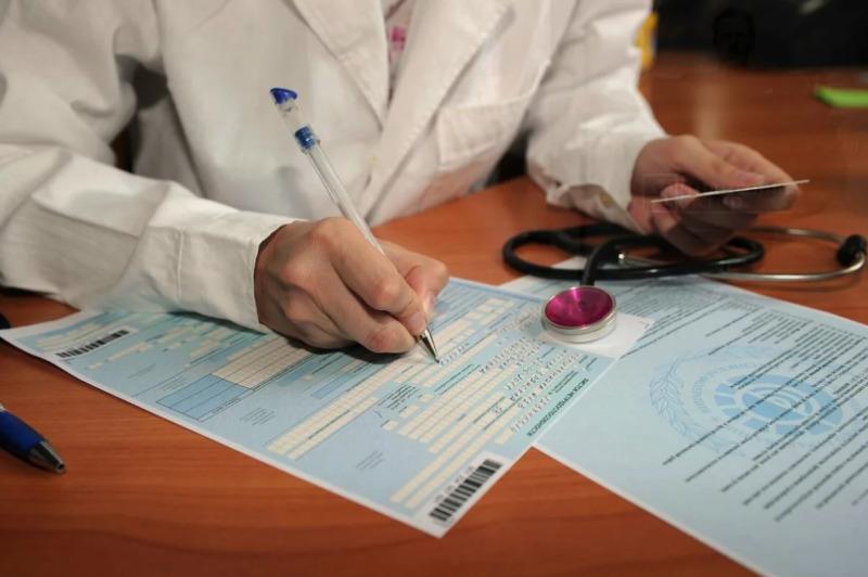Врачи Тамбовской ЦРБ продавали больничные листы