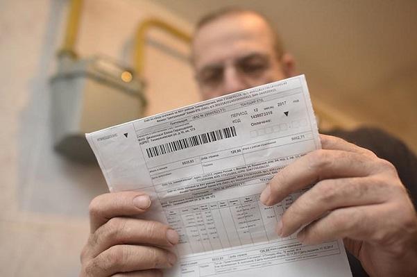За неуплату коммунальных услуг вновь начнут штрафовать