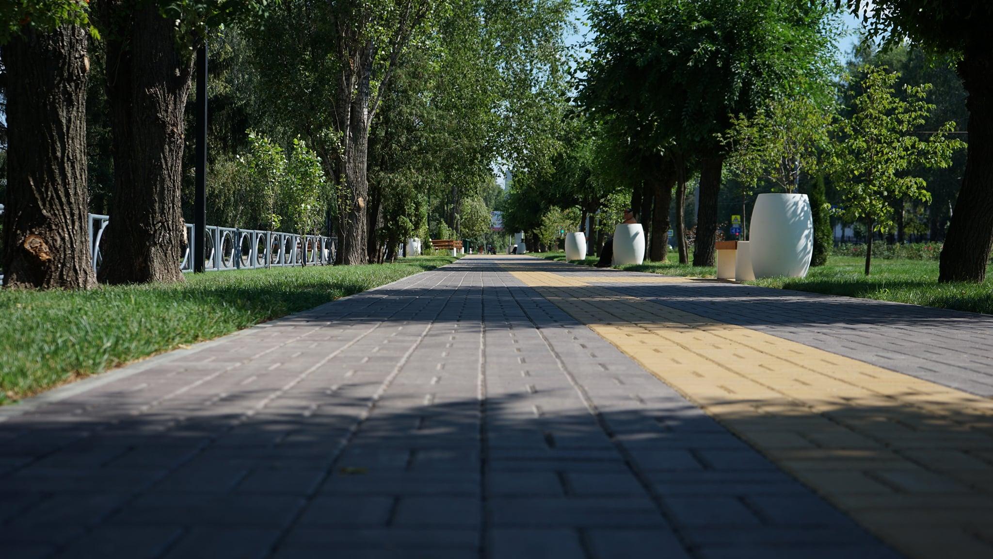 За последние три года в Тамбове облагородили несколько скверов