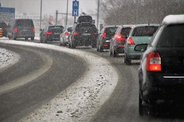 Жители северной части Тамбова пожаловались на пробки на дорогах