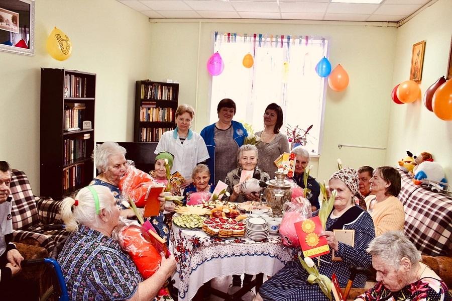 Активисты Тамбовского филиала РАНХиГС приняли участие в благотворительной акции