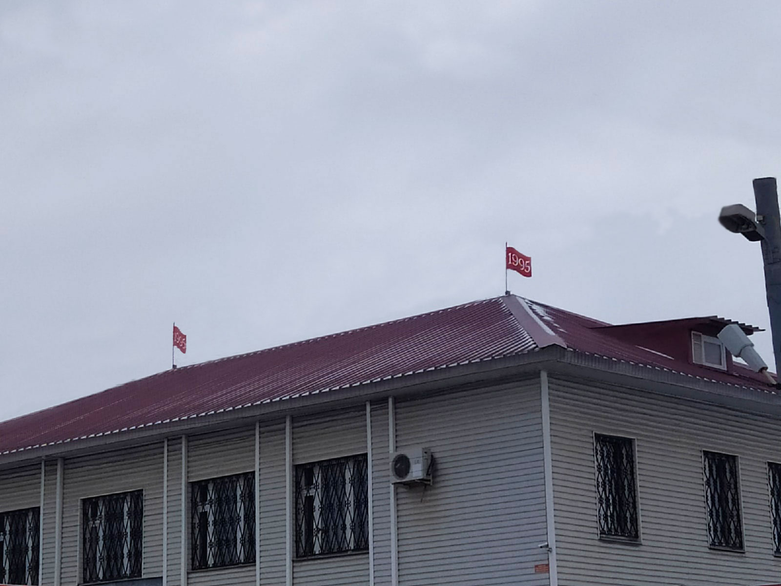 Дань памяти: на Базе стройматериалов на Чичканова, 1 открыли Доску почёта ветеранов войны