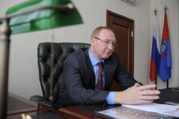 День рождения отмечает глава Рассказово Алексей Колмаков