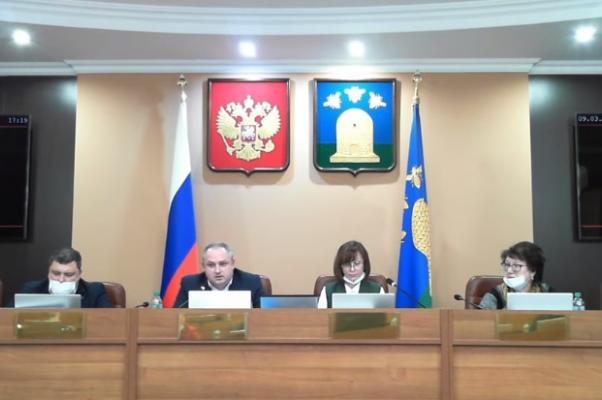 Депутаты гордумы приняли новые Правила благоустройства Тамбова