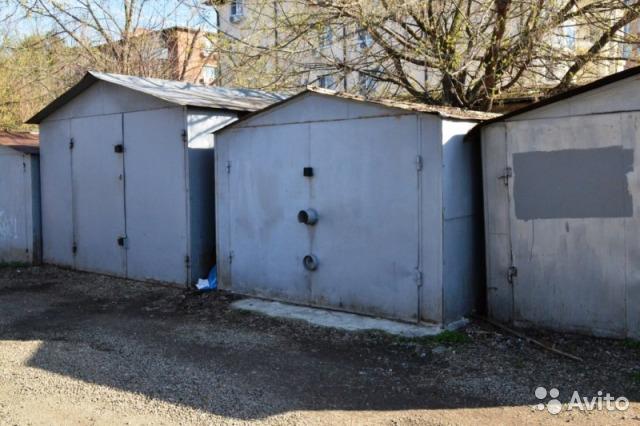 Гаражи на Киквидзе и Базарной в Тамбове могут пойти под снос