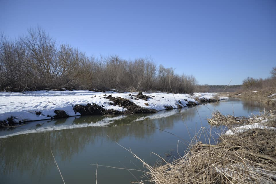 Глава Рассказовского района проконтролировал паводковую обстановку на водоёмах