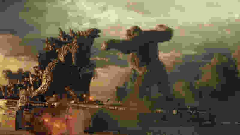 Годзилла, Кинг Конг и немного аниме в тамбовских кинотеатрах
