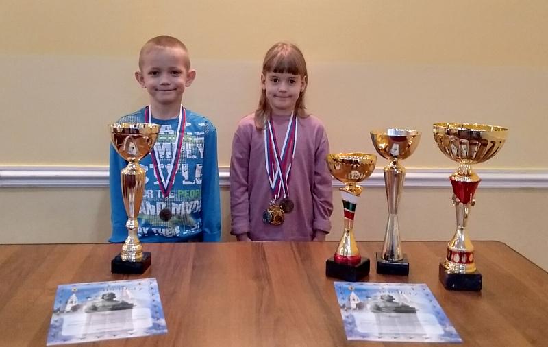 Котовчанка победила в первенстве ЦФО по шахматам среди спортсменов до 9 лет