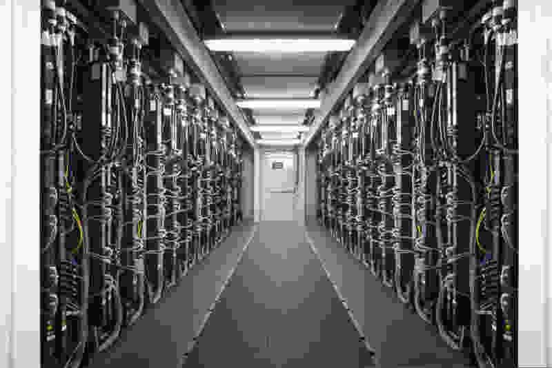 МегаФон построил первый в Центральном регионе модульный дата-центр МегаФон построил в Брянске дата-центр мощностью более 400 кВт