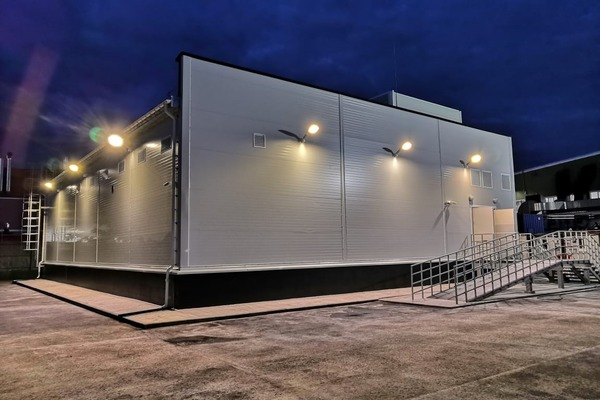 МегаФон построил первый в Центральном регионе модульный дата-центр