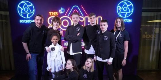 Омская команда КВНпрошла всезон Международной телевизионной лиги