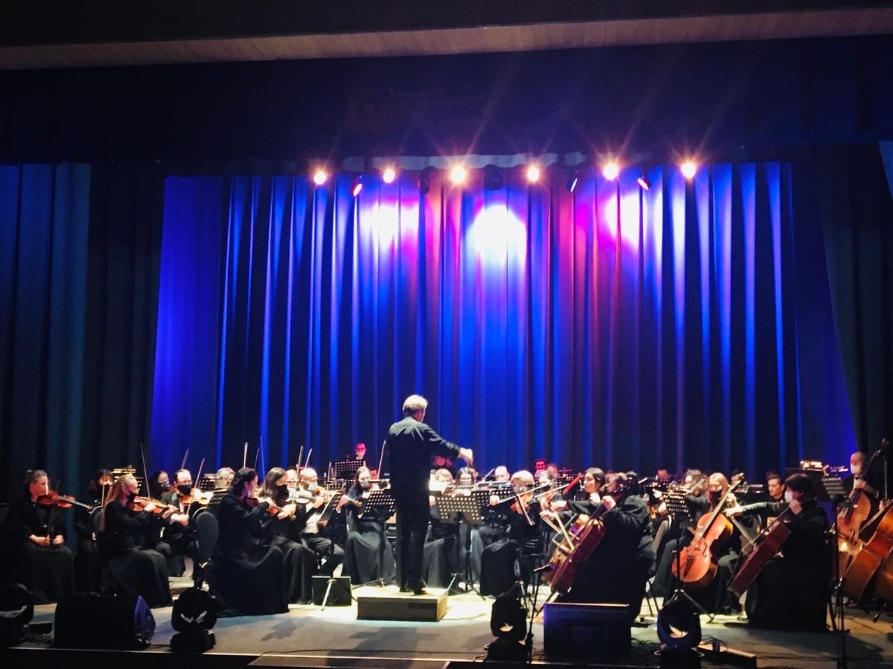 Студент Тамбовского филиала РАНХиГС посетил концерт классической музыки