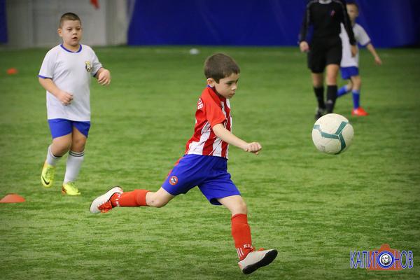 Тамбовские команды неудачно стартовали в межрегиональном турнире по футболу