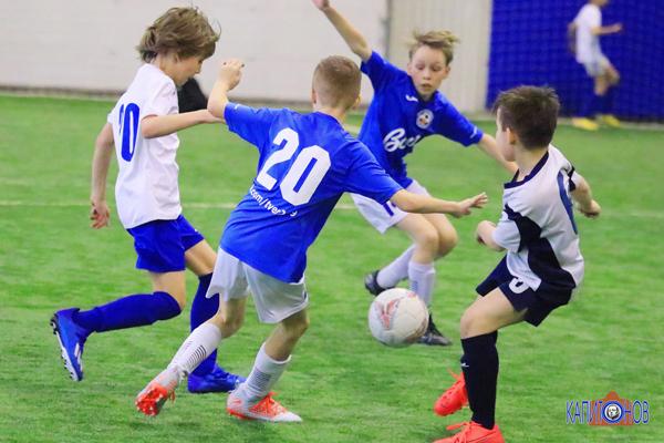 Тамбовские команды остались без медалей на детском турнире по футболу