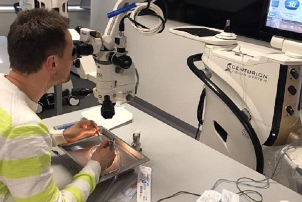 Тамбовские офтальмологи изучают высокотехнологичные методы лечения заболеваний глаз