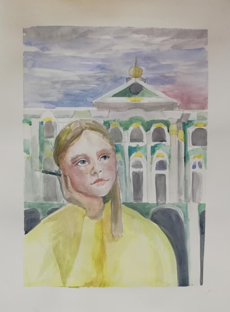 Учащиеся художественной школы Тамбова стали дипломантами всероссийского конкурса