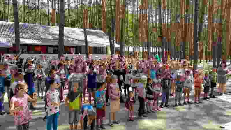 В апреле стартует приём заявок на отдых в детских лагерях