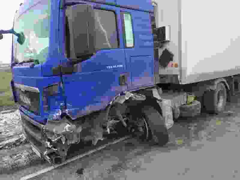 В аварии в Первомайском районе погибли три человека