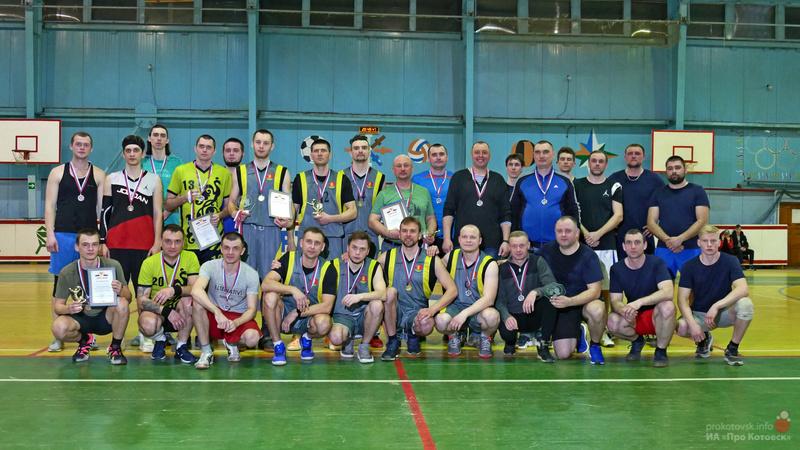 В Котовске прошел баскетбольный турнир памяти Олега Лобзина