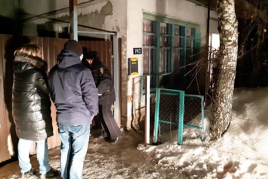 В Моршанском районе прошёл рейд по местам массового скопления подростков