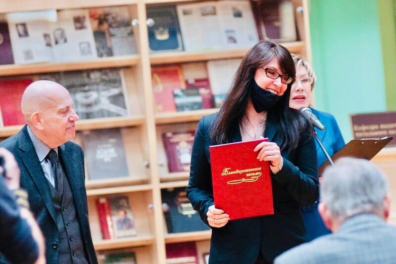 """В Пушкинской библиотеке прошла презентация второго издания """"Тамбовской энциклопедии"""""""