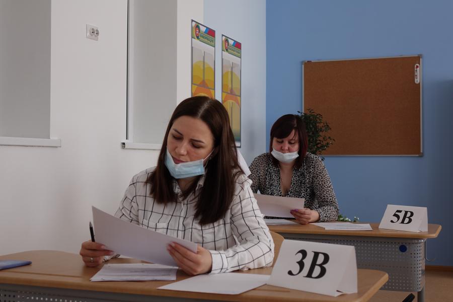 В Рассказово родители показали высокие результаты на ЕГЭ по русскому языку