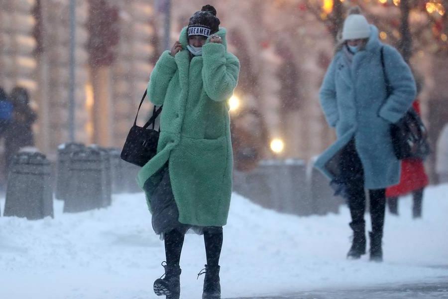 В России минувший февраль стал самым холодным за девять лет