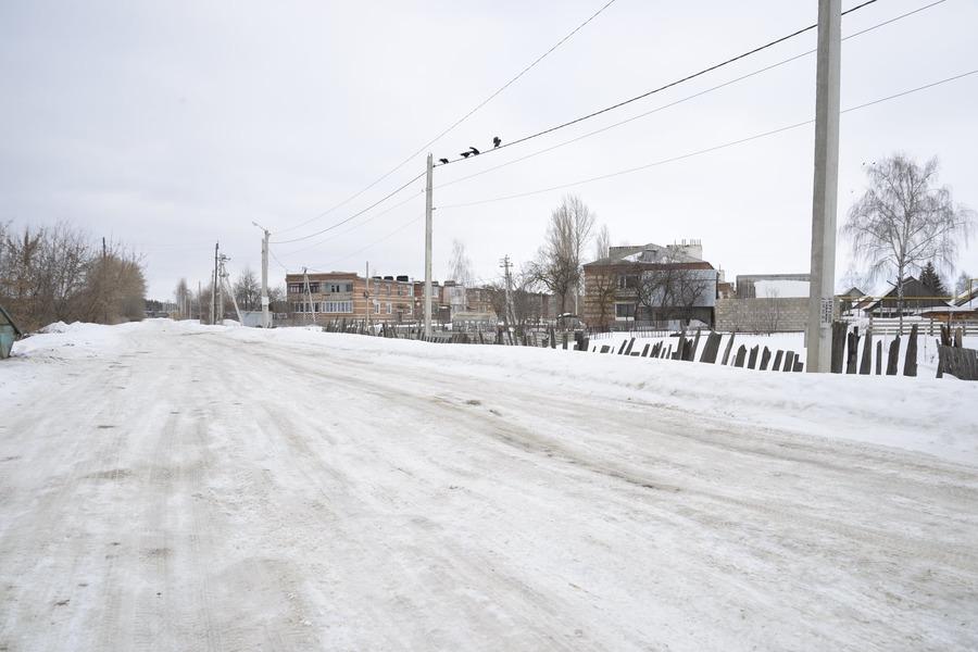 В селе Платоновка Рассказовского района благоустроят дорогу к детскому саду