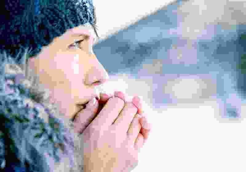 В Тамбов придёт 25-градусный мороз