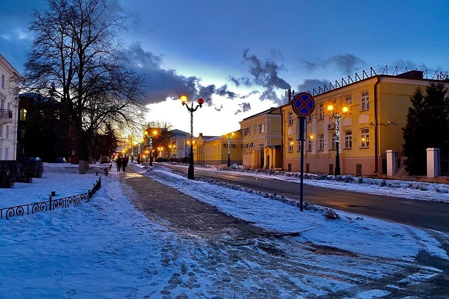 В Тамбов вернутся 20-градусные морозы