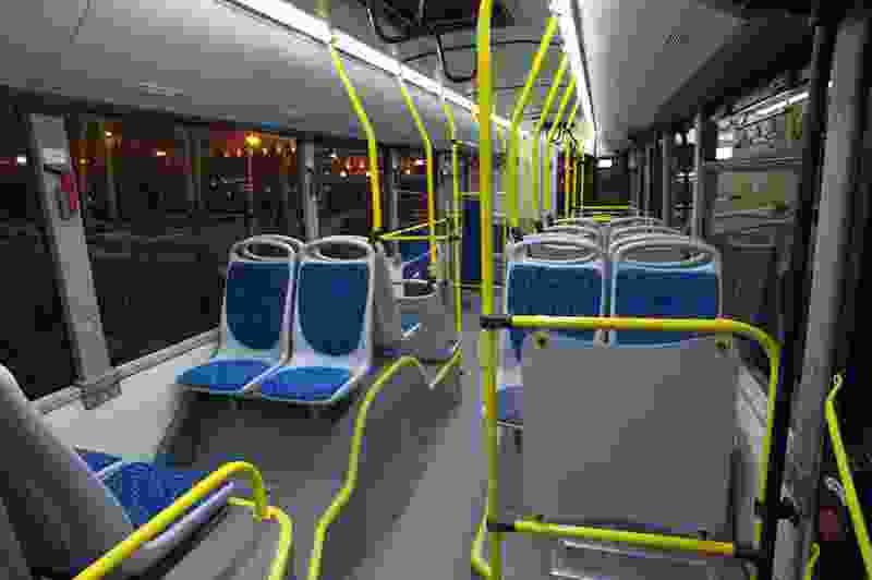 В Тамбове автобусы №17 и №17В временно изменили маршрут движения