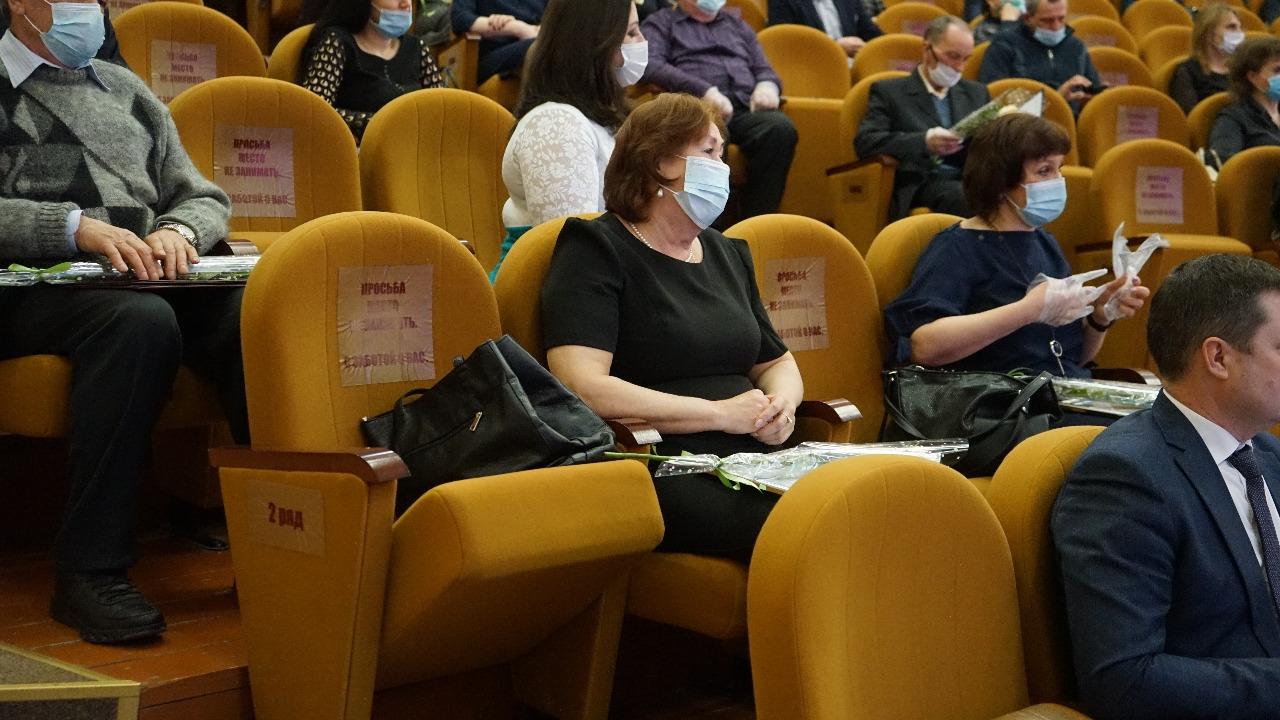 В Тамбове чествовали работников ЖКХ и бытового обслуживания населения