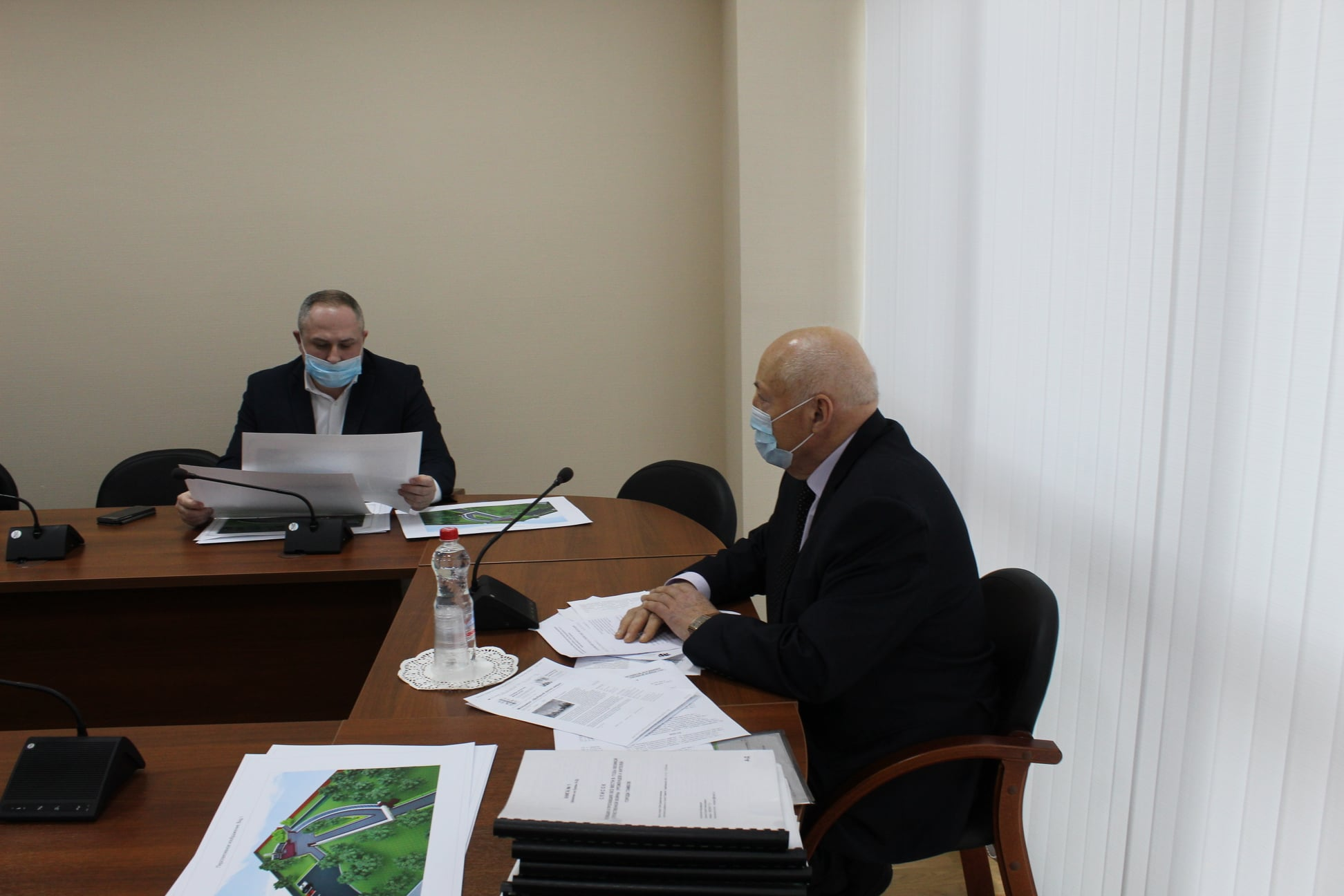 В Тамбове обсудили возможность возведения нового мемориального комплекса