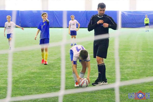В Тамбове определились призёры межрегионального турнира по футболу