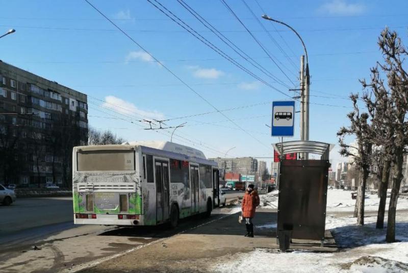 В Тамбове пассажирка автобуса при падении получила травмы