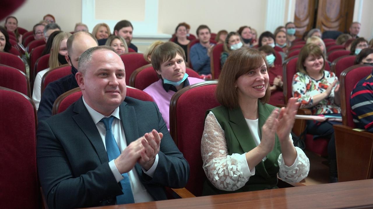 В Тамбове поздравили работников культуры