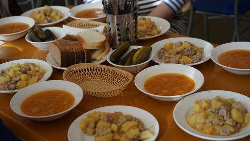 В Тамбове проверили питание в одной из школьных столовых