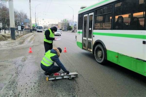 В Тамбове проверяют дороги, обслуживание которых находится на гарантии