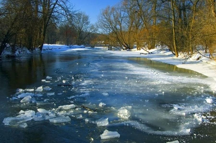 В Тамбовской области наблюдается устойчивый ледостав