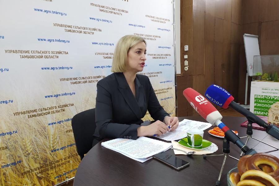В Тамбовской области назвали приоритетные направления деятельности для фермеров