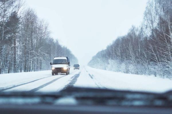 В Тамбовской области ожидается усиление ветра и гололёд