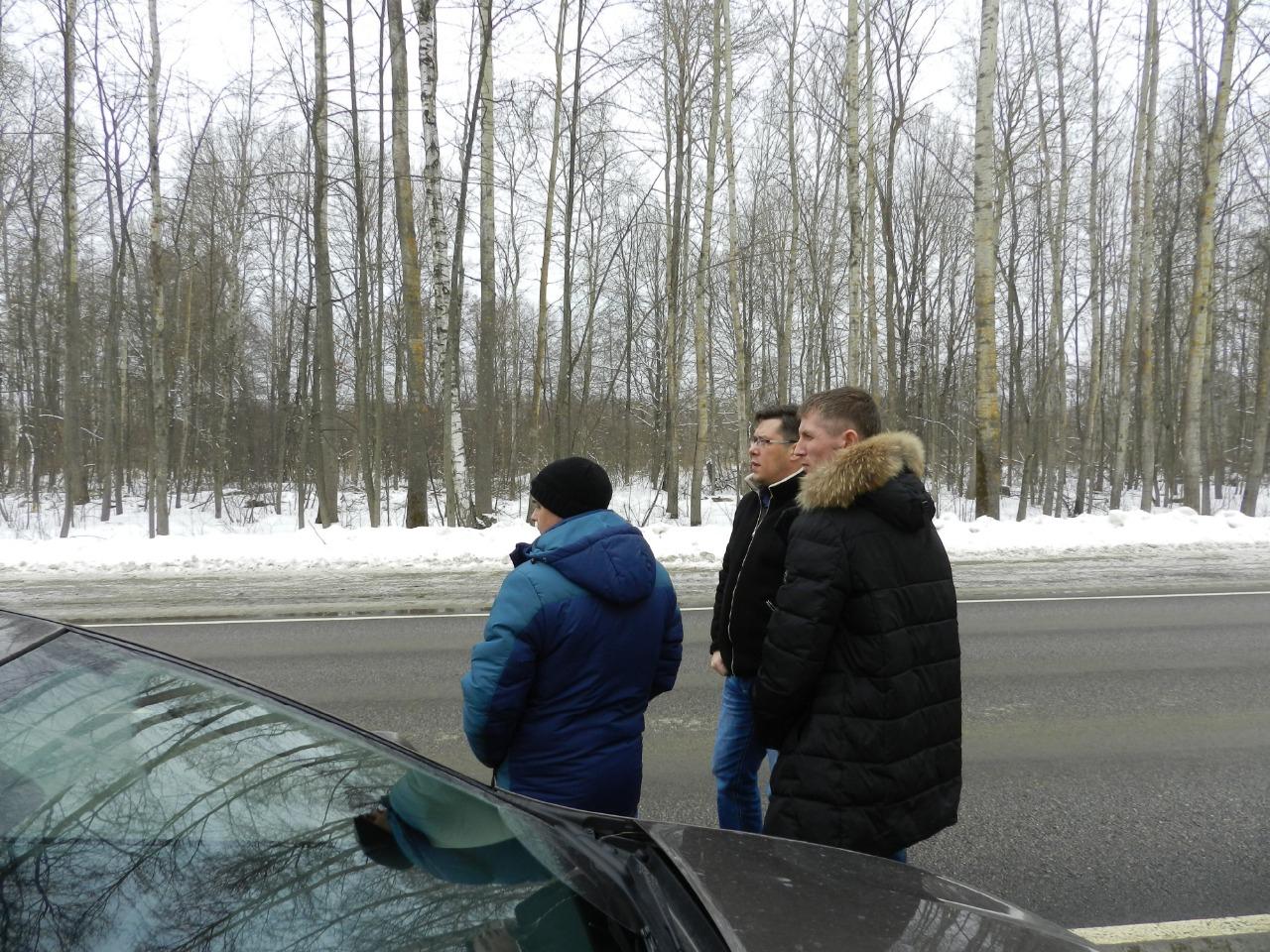В Тамбовской области проверяют гарантийные дороги