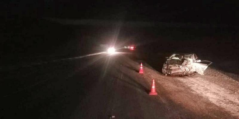 В Знаменском районе в аварии погиб водитель