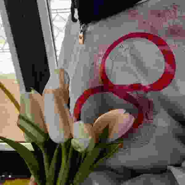«Весенний экспресс» дарит тамбовчанкам цветы и поздравления