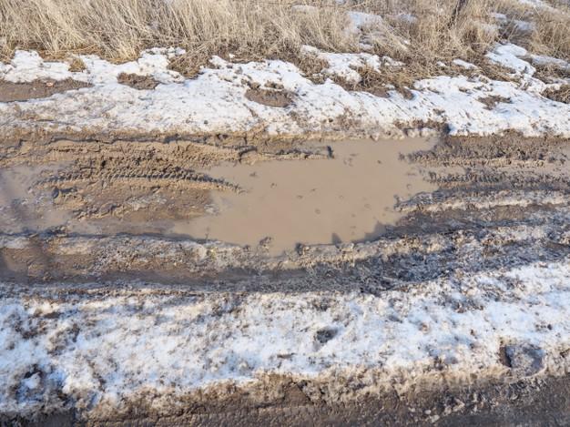 Жители Бондарского района просят отремонтировать дорогу к кладбищу