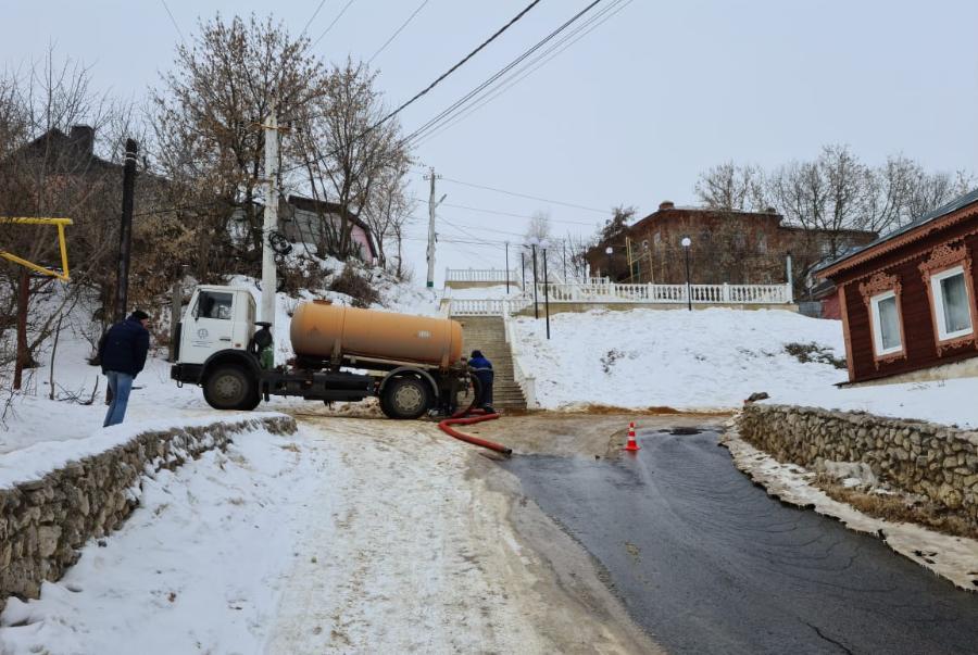 Жители Мичуринска продолжают жаловаться на некачественное водоснабжение