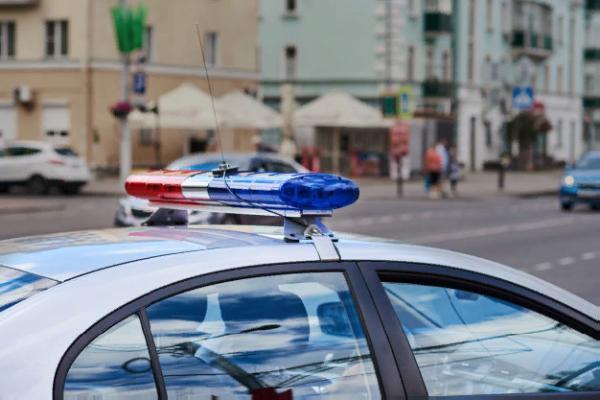 Жительница Моршанска сломала нос полицейскому